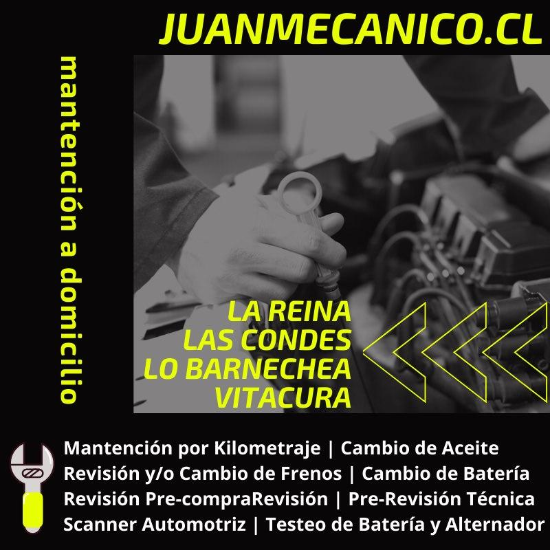 JuanMecanico.cl | Mantención de Autos a Domicilio en Las Condes